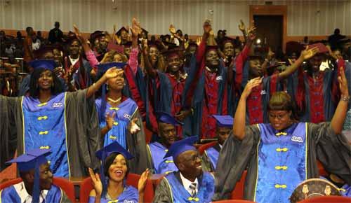 Communication: L'Institut Supérieur des Métiers de l'Audiovisuel de Cotonou couronne 118 étudiants