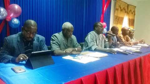 Future Assemblée nationale: L' UPC n'exclut pas une alliance avec le MPP