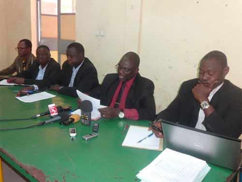 Syndicats: Levée du mot d'ordre de grève générale mais pas d'état de grâce pour le président élu