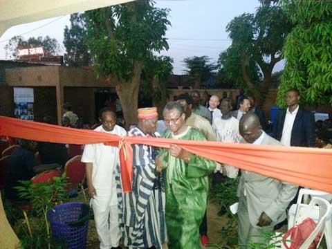 Culture: Alif Naaba offre un Centre artistique dénommé «Paongo»