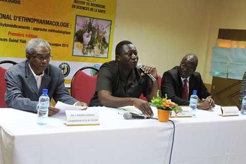 Santé: L'IRSS ouvre une formation sur la médecine traditionnelle et pharmacopée africaines