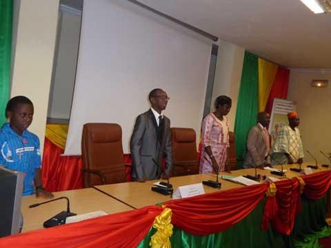 Lutte contre l'excision: Les nouveaux membres du CNLPE installés