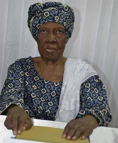 Décès de Jacqueline Ki- Zerbo Les condoléances du Gouvernement de la Transition