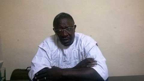 «Nous avions tôt pensé que l'insurrection qui avait eu lieu était sankariste …», analyse du président du FFS, Nebnoma Edouard Zabré, sur la vie politique nationale