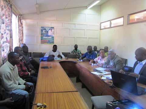 Grillade de Gallinacées à Ouagadougou: L'IRSAT met au point un four pour plus d'hygiène