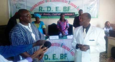 RDEBF: Ram Ouédraogo «se retire» de la scène politique