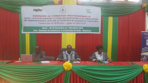 Gestion fiscale et juridique: Des ONG et associations du SPONG outillées