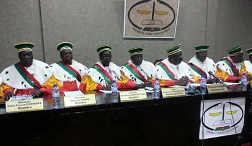 Elections législatives: Les résultats définitifs validés par le Conseil constitutionnel