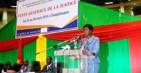 Ministère de la Justice: Grogne des magistrats  du Burkina