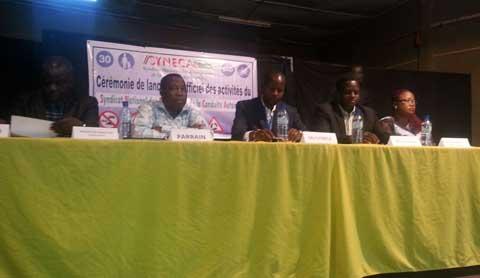 Circulation routière: Le Syndicat des enseignants de la conduite automobile (SYNECA) lance ses activités