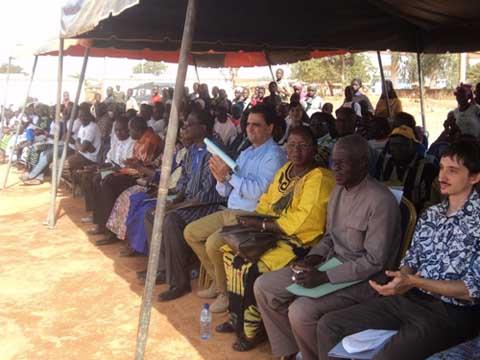 Commune de Loumbila: Les producteurs maraichers veulent jouir du fruit de leur labeur