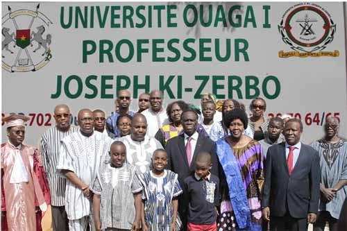 Pr Joseph Ki-Zerbo: Les combats d'un homme d'un grand panafricaniste