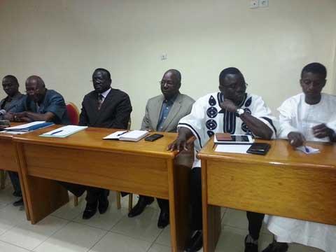 Future Assemblée nationale: Le groupe parlementaire