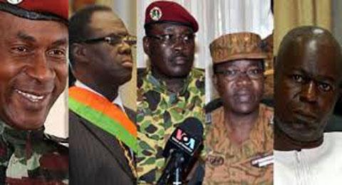 Transition au Burkina: Retour sur quelques faits marquants