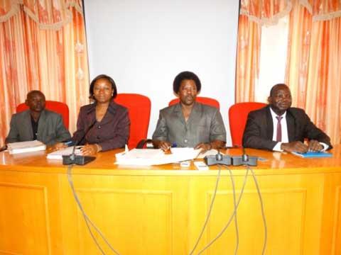 Agriculture et sécurité alimentaire: Le PAPSA fait le point de ses activités