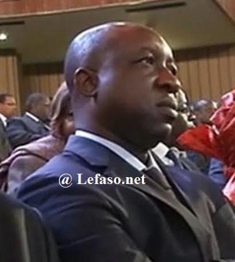 Paul Kaba THIEBA, Premier ministre du Burkina: Qui est le nouveau chef du gouvernement