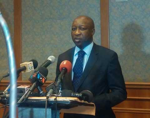 Paul Kaba Thiéba, Premier ministre: «Je prends l'engagement d'être à la hauteur»