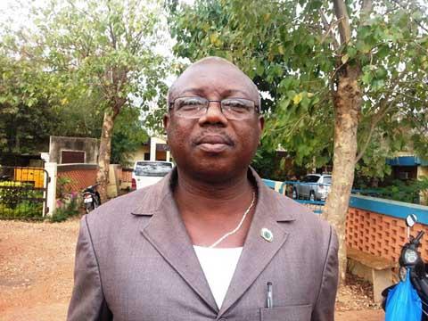 Augustin Blaise Hien, président du mois des Centrales syndicales: «Nous attendons du Premier ministre qu'il ramène la quiétude et le développement au Burkina»