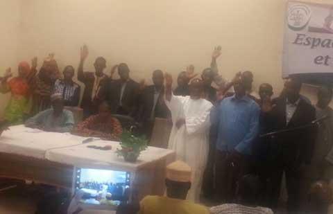 CERFI: Moussa Nombo passe le flambeau à Souleymane Koné