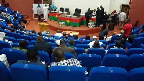 Assemblée nationale: Les secrétaires et les juges parlementaires de la 7e législature sont connus