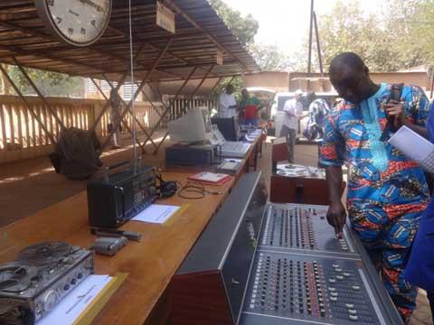 Journées portes ouvertes de Radio Burkina: Une opportunité pour mieux connaitre la radio