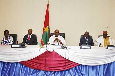 Réconciliation nationale: «Il est temps que les Burkinabè se parlent…», Roch Kaboré, président du Faso