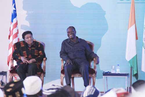 Alassane Ouattara réaffirme qu'il ne modifiera pas la constitution pour un troisième mandat