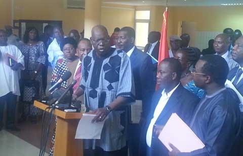 Assemblée nationale: Les députés de la 7e législature décident d'un rabattement de 19% de leurs émoluments