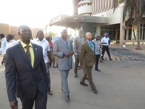 Attaques à Ouagadougou: «Il est temps de réagir à travers des mesures immédiates et visibles», dixit Pierre Zoungrana, président des hôteliers du Burkina