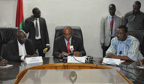 Gouvernement Paul Kaba Thiéba: Tairou Bangré, un ancien Etalon à la tête du département des sports