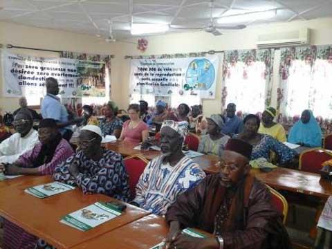 Bobo-Dioulasso: L'Union des religieux et coutumiers plaide pour la promotion de la planification familiale