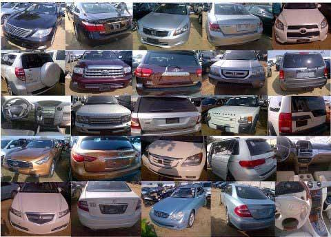 Vers une limitation de l'âge des véhicules importés