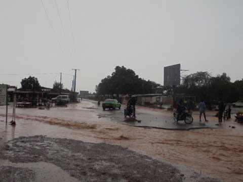 Pluviométrie: Il faut accélérer la mise en œuvre des mesures anti-inondations à Ouagadougou