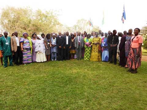 Présentation de vœux au CILSS: Dr Djimé Adoum invite ses collaborateurs à plus d'ardeur au travail