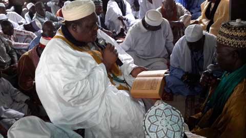 Côte d'Ivoire- Burkina Faso: Musulmans, Catholiques et Protestants ont prié pour le repos des âmes des disparus