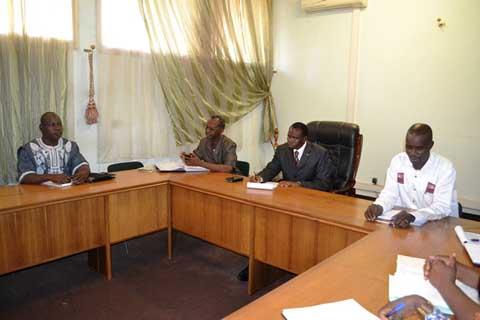 Ministère de la Fonction publique: Clément P. Sawadogo veut lutter contre les agents indélicats