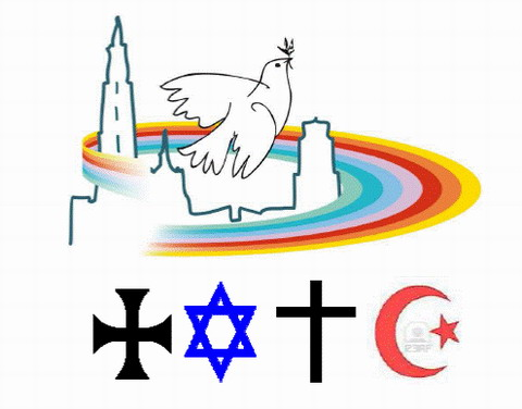 Dialogue interreligieux: un repas communautaire au lycée départemental de Poura-Mine