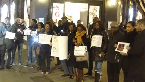 Diaspora: Les Burkinabè de France contre le terrorisme