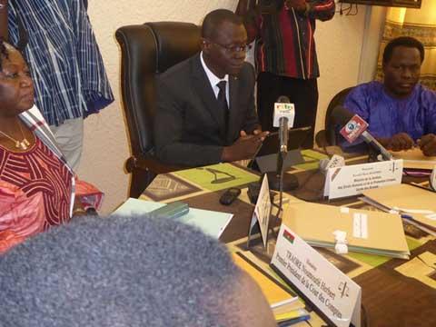 Conseil supérieur de la magistrature 2016: La lutte antiterroriste à l'ordre du jour de la première session