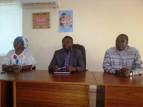 Santé maternelle et infantile: L'IRSS fait le point du projet MOMI