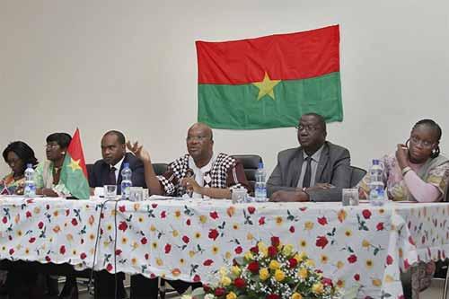 Roch Marc Christian KABORE aux Burkinabè d'Ethiopie: «Si aujourd'hui nous sommes l'objet d'attaques, c'est parce que la trêve qui était une forme de collusion entre le régime de Blaise COMPAORE et ses mouvements est terminée».