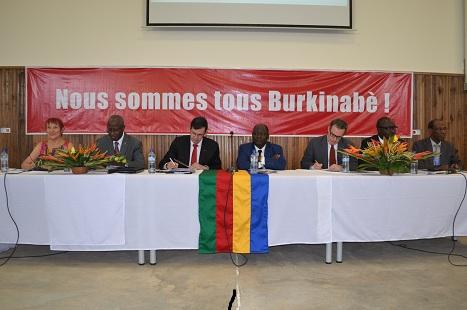 Les Entretiens Eurafricains de Ouagadougou: Vers un renouveau des relations économiques entre l'Europe et l'Afrique