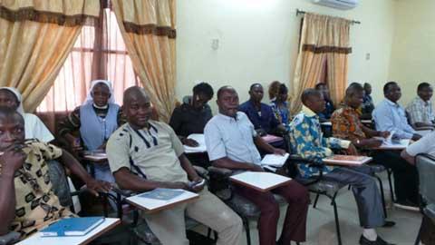 Pour une école catholique plus performante au Burkina Faso, les responsables se forment