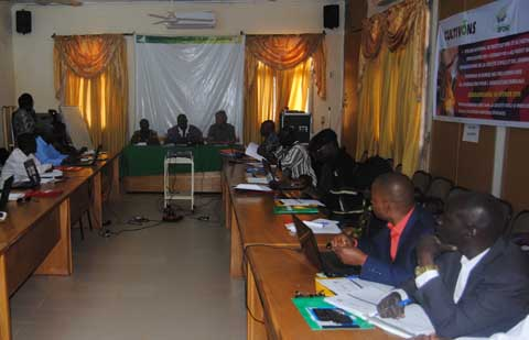 Conférence internationale ECOWAP+10: Journalistes et OSC s'imprègnent du contenu des conclusions
