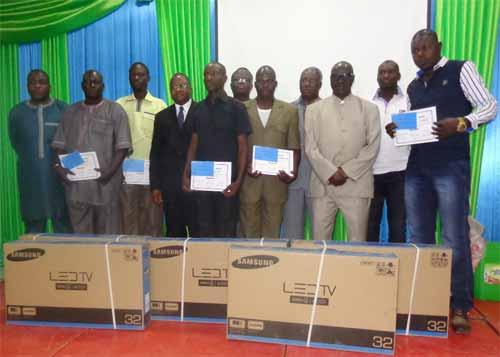Vivo Energy Burkina célèbre ses chauffeurs