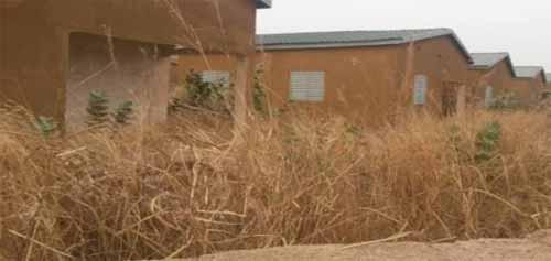 Lettre ouverte au ministre de l'Habitat à propos des villas inhabitées de la cité 1500 logements sociaux de Bassinko