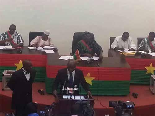 Déclaration de politique générale de Paul Kaba Thiéba: L'intégralité du document