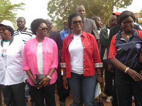 Lutte contre le cancer: L'Association KIMI a organisé une marche de plaidoyer