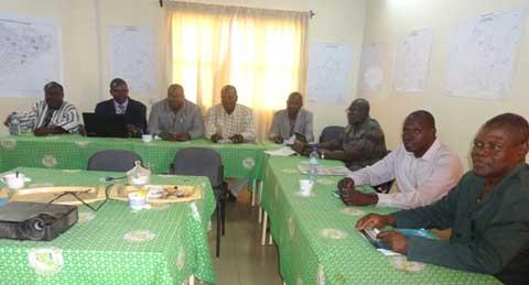 Réseau MARP: «La nouvelle équipe promet des résultats probants», dixit M.Mamoudou Ouédraogo