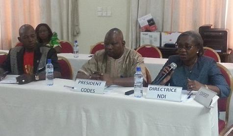 Genre et sécurité: La Commission défense et sécurité de l'Assemblée nationale veut mieux percevoir les enjeux